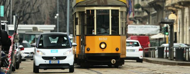 Nuove Smart Car2go flotta Milano