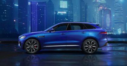 Nuove auto aziendali 2016 Suv Jaguar F-Pace