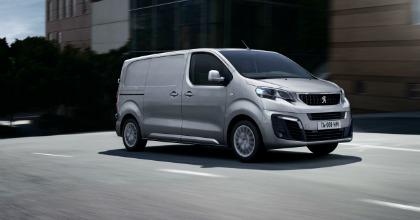 Tra i veicoli commerciali leggeri PSA c'è il Peugeot Expert