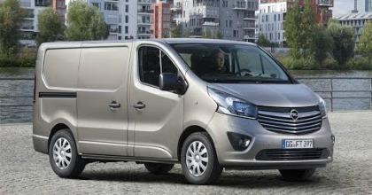 Nuovo Opel Vivaro 2014