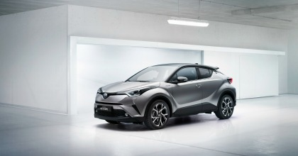 Nuovo Toyota C-HR crossover