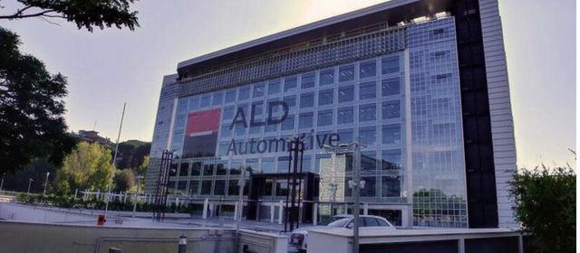 Offerta noleggio ALD Automotive struttura sede