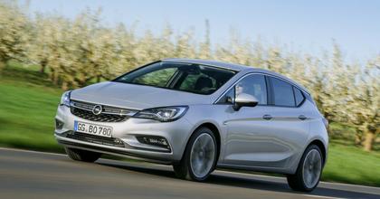 Opel Astra Euro 6 d-TEMP dinamica