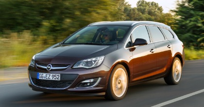 Opel Astra Sports Tourer: nuovo motore