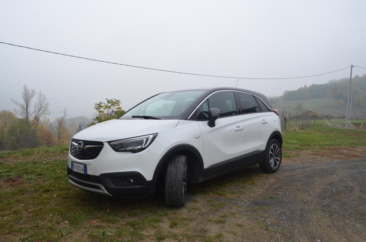 Opel Crossland X test drive su strada del crossover [VIDEO]