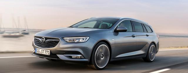 Opel Insignia Sports Tourer Euro 6 d-TEMP dinamica