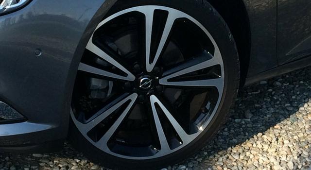 Opel Insignia Sports Tourer cerchi in lega