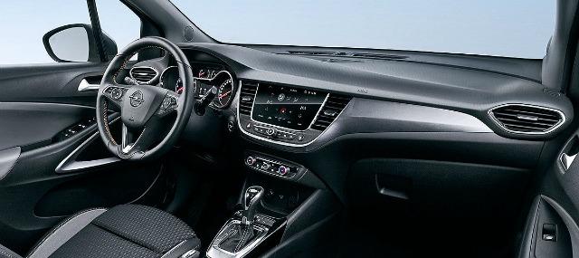 Opel IntelliLink Crossland X