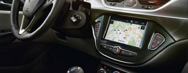 Opel IntelliLink Navi 4.0