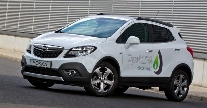 Opel Mokka GPL Tech 2014