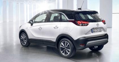 Ordini nuova Opel Crossland X 2017