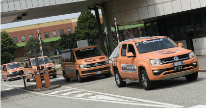Overland veicoli commerciali Volkswagen