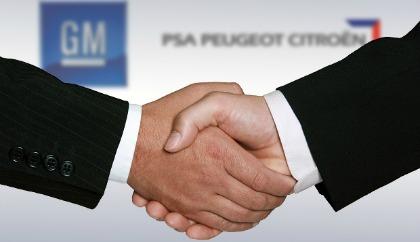 Contratto PSA Peugeot Citroën GM