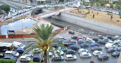 Palermo è la città più trafficata d'Italia