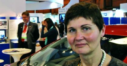 Paola Carrea, direttore telematica Magneti Marelli