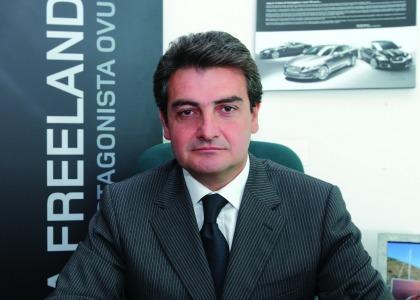 Paolo Daniele, direttore flotte di JLR