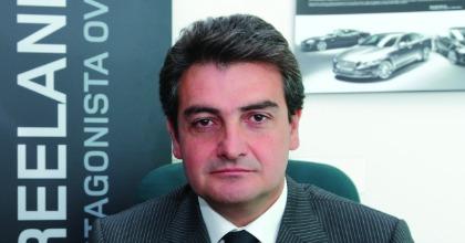Paolo Daniele, direttore flotte di Jaguar Land Rover