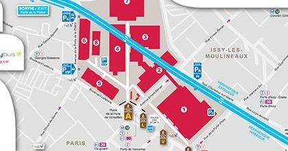 Parcheggi Salone Parigi 2014