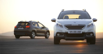Peugeot 2008, city crossover