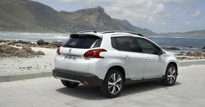 La nuova Peugeot 2008