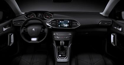 Peugeot 308 SW interni i-cockpit