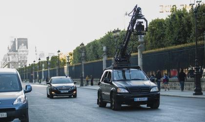 Peugeot 308 cinema Luc Besson