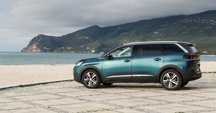 Peugeot MyDrive statica