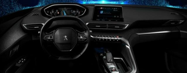 Il Peugeot iCockpit negli interni di Peugeot 3008