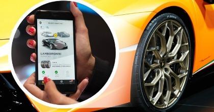 Pirelli Connesso tecnologia