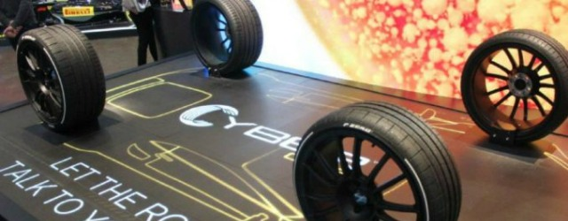 Pirelli Cyber Car 2018