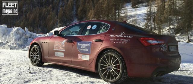 Pneumatici invernali Maserati