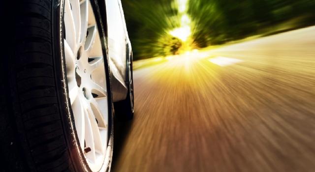 per aumentare la durata degli pneumatici, ridurre la velocità