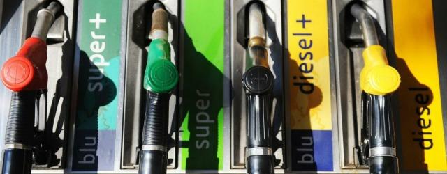 Pompa di benzina tradizionale