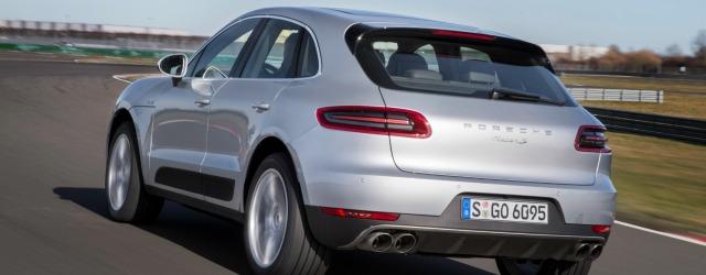 Porsche Flex Drive Macan