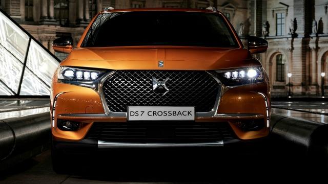 Presentazione nuova DS 7 Crossback 2017