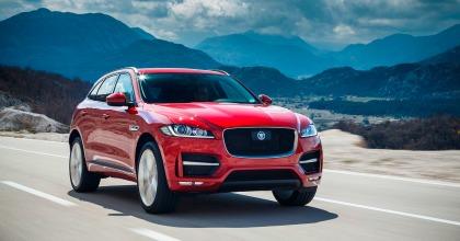 Presentazione nuova Jaguar I-Pace 2018