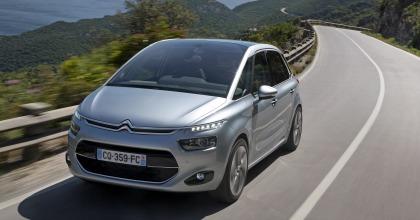 Recensione della prova Citroën C4 Picasso