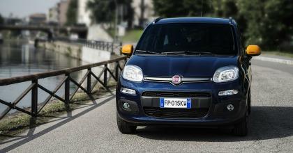 Prova Fiat Panda K-Way su strada