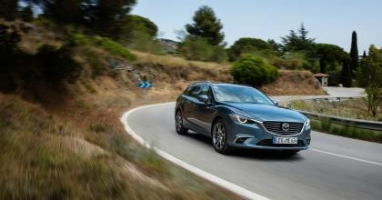 Prova Mazda6 2017 versione wagon