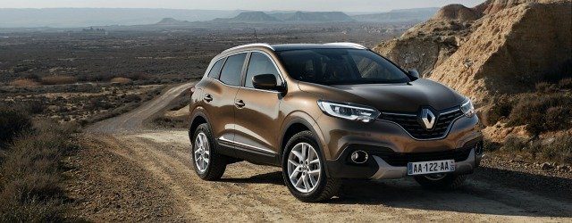Gamma Renault Business Kadjar