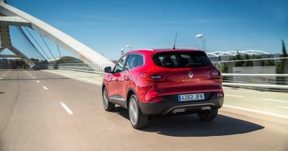 Prova Kadjar design della crossover Renault