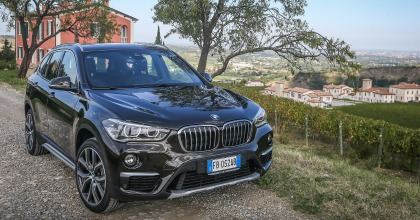 Prova nuova BMW X1 statica