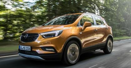 prova nuova Opel Mokka X