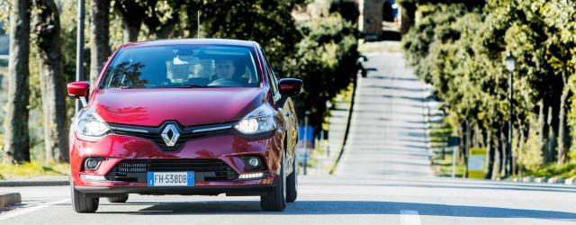 Prova nuova Renault Clio Gpl