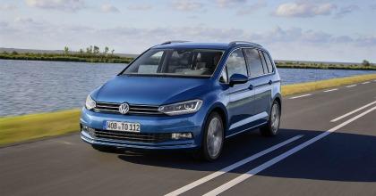 Prova nuova Volkswagen Touran 2016