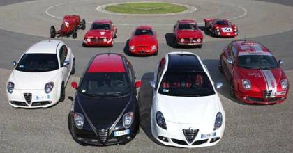 Quadrifoglio Verde Alfa Romeo
