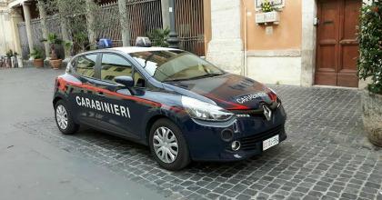 Renault Clio Arma dei Carabinieri