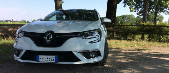 Renault Mégane Sporter design