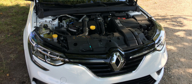 Renault Mégane Sporter motore turbodiesel
