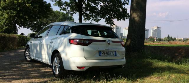 Renault Mégane Sporter Business